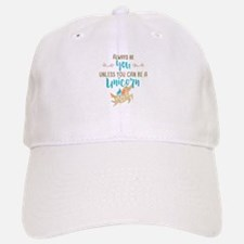 Always Be Unicorn Baseball Baseball Cap