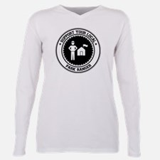 Unique Parks and recreation Plus Size Long Sleeve Tee