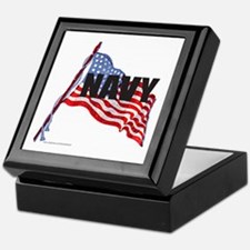 U.S. NAVY Keepsake Box
