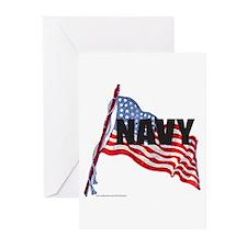 U.S. NAVY Greeting Cards (Pk of 20)