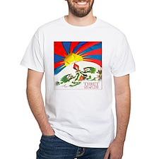 Tibetan Flag T-Shirt
