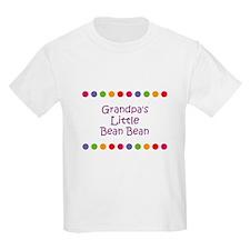 Grandpa's Little Bean Bean T-Shirt