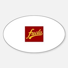 Fucla Usc Over Ucla Rivalry Gear Decal