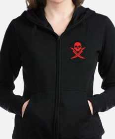 Deadman's Cross Women's Zip Hoodie