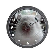 e-Gerbil Wall Clock