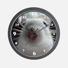 e-Gerbil Wall Clock