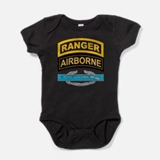 Cute Action Baby Bodysuit