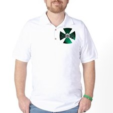 Radiology in Green T-Shirt
