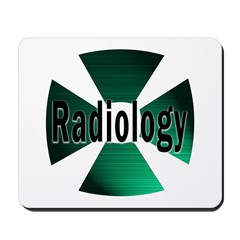 Radiology in Green Mousepad