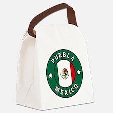 Unique Chicano Canvas Lunch Bag