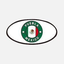 Puebla Mexico Patch