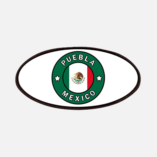 Puebla Mexico Patch