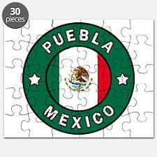Puebla Mexico Puzzle