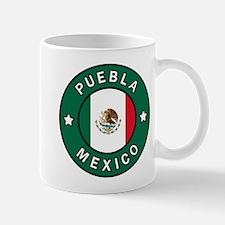 Puebla Mexico Mugs