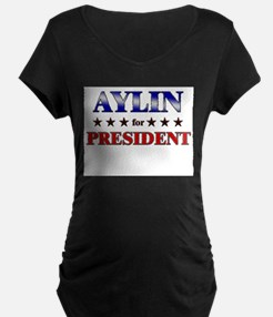 AYLIN for president T-Shirt