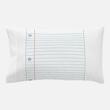 Notebook Pillow Case