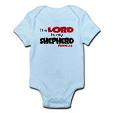 23rd Psalms Infant Bodysuit