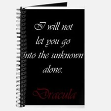 I Will Not Let You Go Journal