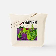 Insect Activist (No Blood) Tote Bag