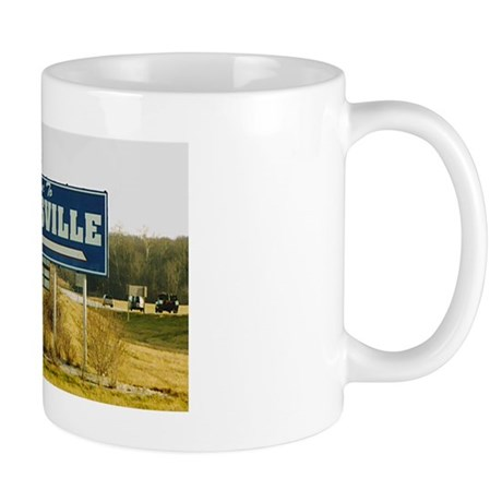 Humansville Mug
