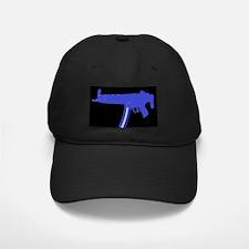 H&K MP5 Dark for black shirts and items Baseball Hat