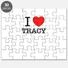 I Love TRACY Puzzle