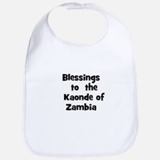 Blessings  to  the  Kaonde of Bib