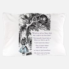 Where Do You Want To Go? Pillow Case