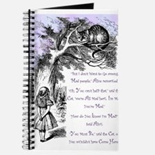 Were All Mad Here! Journal