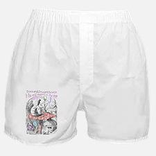 Imagination Reality Boxer Shorts