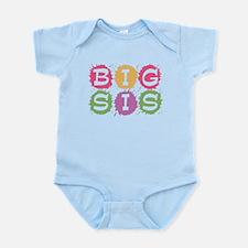 Big Sis Infant Bodysuit