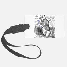 How Long Is Forever? Luggage Tag