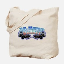 24 Hour Flatbed Tote Bag
