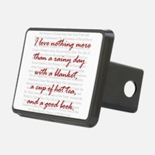 Unique Book quotes Hitch Cover