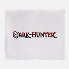 Dark-Hunter Throw Blanket