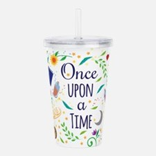 Once Upon a Time Acrylic Double-wall Tumbler