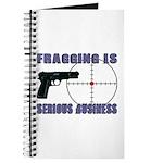 Serious Fragging Journal
