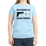 Serious Fragging Women's Light T-Shirt