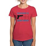 Serious Fragging Women's Dark T-Shirt
