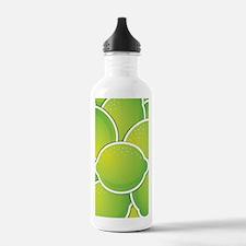 Funky lime Water Bottle