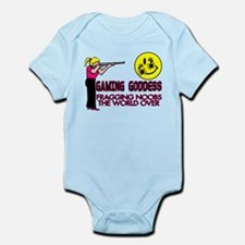 Girl Frag Infant Bodysuit