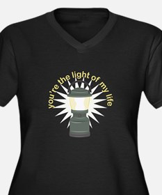 Youre The Light Plus Size T-Shirt