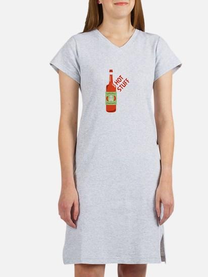 Hot Stuff Women's Nightshirt