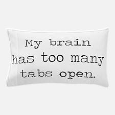 Cute Funny brain Pillow Case