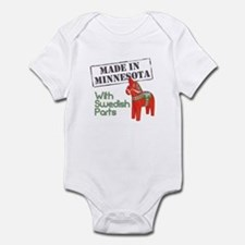 made in Minnesota Infant Bodysuit
