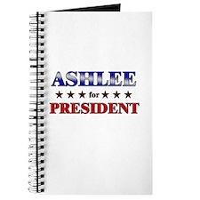 ASHLEE for president Journal