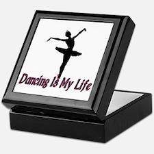 Dancing Life Keepsake Box