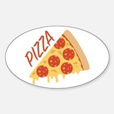 Pizza Slice Decal