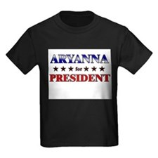ARYANNA for president T