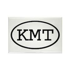 KMT Oval Rectangle Magnet